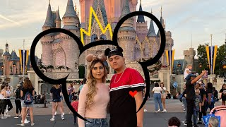 VISITING THE HAPPIEST PLACE ON EARTH IN FLORIDA !!!!