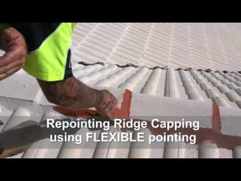 KWR Roofing - Tile Cleaning and Capping