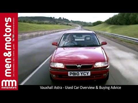Vauxhall Astra - Used Car Overview & Buying Advice