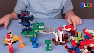 Lego Robot Building Instructions - Lego Classic 10693