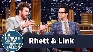 Rhett & Link Reveal the Cover of Their Book of Mythicality