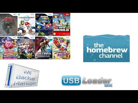 [TUTO] : Installer Homebrew channel et USB Loader GX sur une wii 4.3