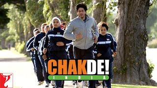 Winning Moments | Chak De India | Shah Rukh Khan | Sukhvinder Singh | Salim-Sulaiman | Jaideep Sahni
