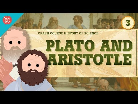 Plato and Aristotle: Crash Course History of Science #3