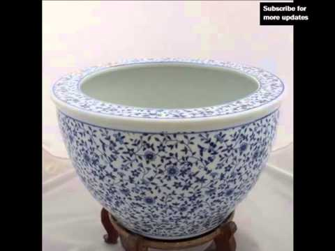 Picture Collection Of Decorative & Beautiful Ceramic Flower Pots