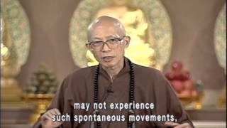Why do some monastics practice martial arts? (GDD-0616, Master Sheng Yen)
