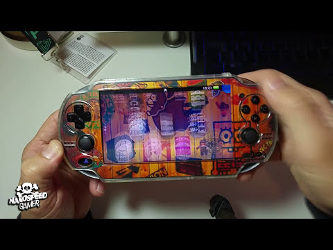 ps vita n64 emulator vhbl