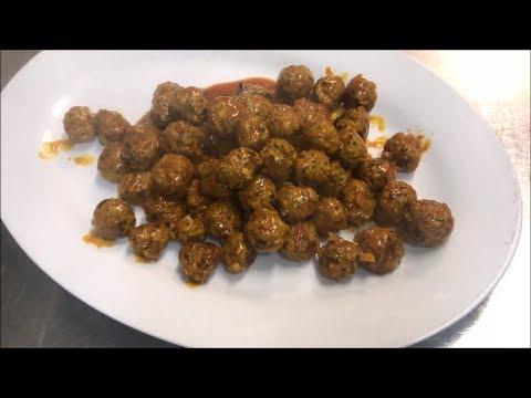 How To Make Persian Lamb Meatballs