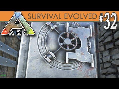 ARK: Survival Evolved Vault Storage & Workshop E32