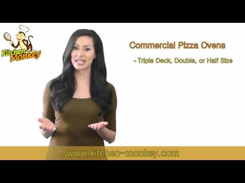 Tips on Choosing a Commercial Pizza Oven