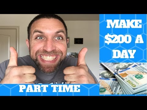 How We Make $200 a Day Part Time From Amazon FBA