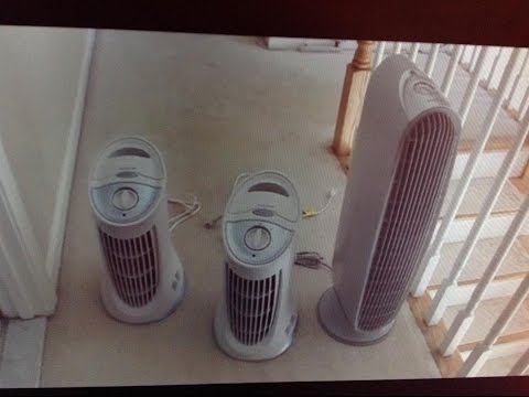 Cleaning IFd Based Air Filters