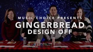 Gingerbread Design Off