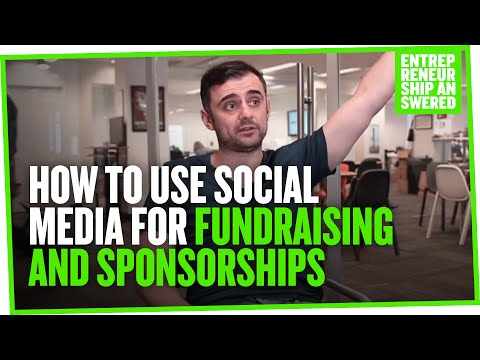How to Use Social Media for Fundraising and Sponsorships