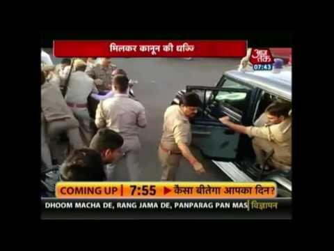 Xxx Mp4 High Voltage Drama At Meerut After Clash Between Cops BJP Leader Sanjay Tyagi 3gp Sex