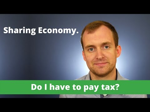 Earning money in Ireland from the Sharing Economy?
