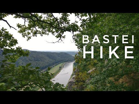 Hike to the Bastei Bridge