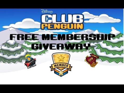 Get a Free Membership on Club Penguin No Surveys/Download (CONTEST)
