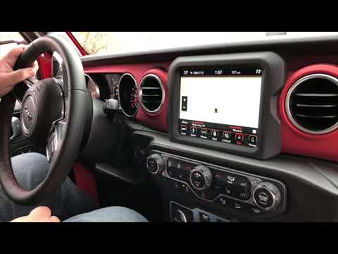 How To Drive Off Road 2018 Jeep Wrangler