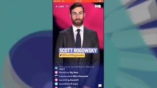 What the team behind HQ Trivia thinks about cheating and how they plan to make money