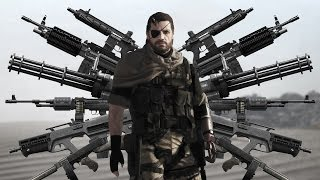 The Most Brutally Powerful Weapons In Metal Gear Solid 5 - Ign Plays