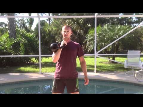 Kettlebell Clean and Press: The Complete Exercise Tutorial
