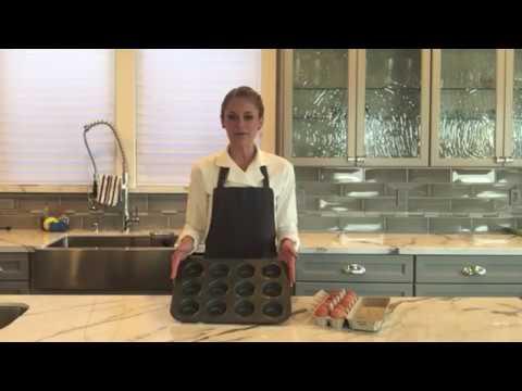 Oven Hard Boiled Eggs