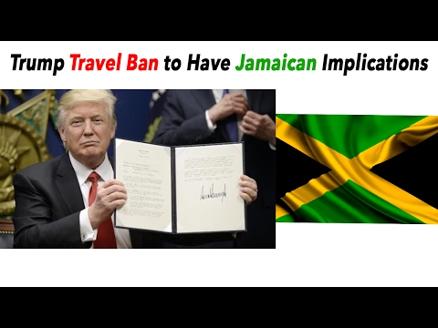 Jamaicans Green Card Revoked at Airport
