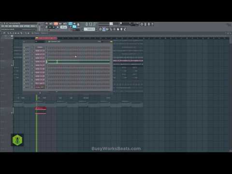 FL Studio 12-How to Make a Vocal Harmony