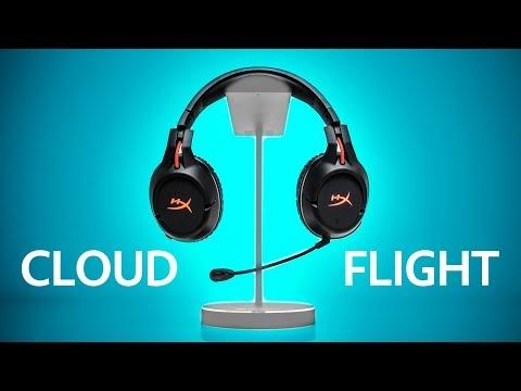 HyperX Cloud Flight Review - Worth the Wait!