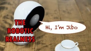 ROBOTIC REALNESS Jibo Social Robot Review  - Super Tech