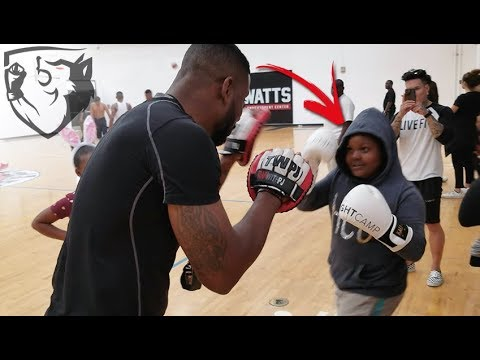 Teaching Kids Martial Arts in the Inner Cities