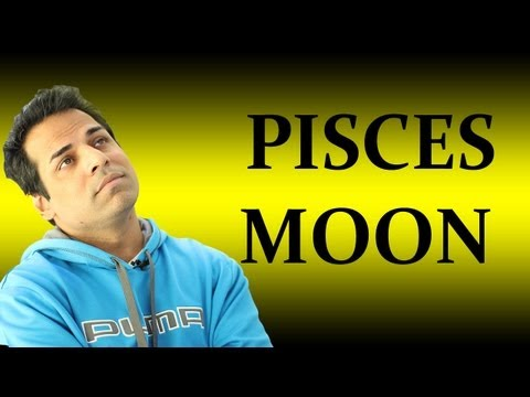 Moon in Pisces Horoscope (All about Pisces Moon zodiac sign)
