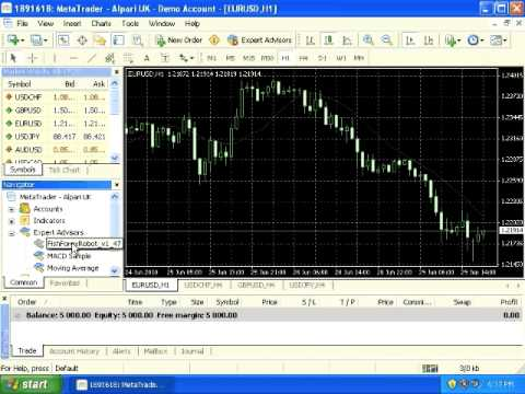 How to install Forex Robot in 2 min.avi