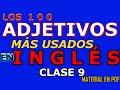 Download   Apréndete Estos Adjetivos Si Quieres Hablar Inglés MP3,3GP,MP4