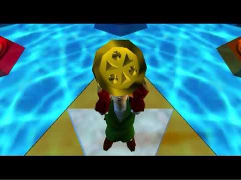 Legend of Zelda - Ocarina of Time beta stuff