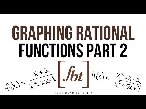 🎓Graphing Rational Functions Part 2: Holes [fbt]