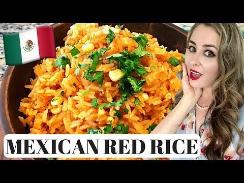 Mexican Rice | Arroz Rojo | 10 Easy Steps