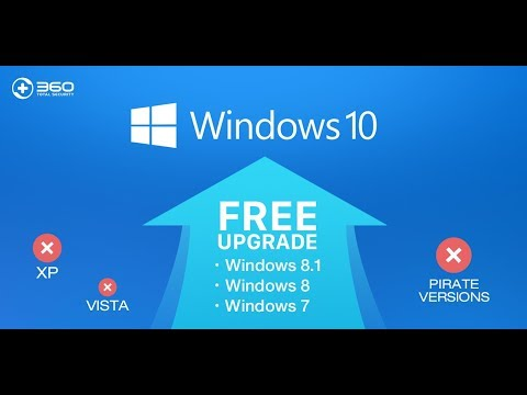 How To Upgrade Windows 7/8.1 to Windows 10 In 2017 (FOR FREE)