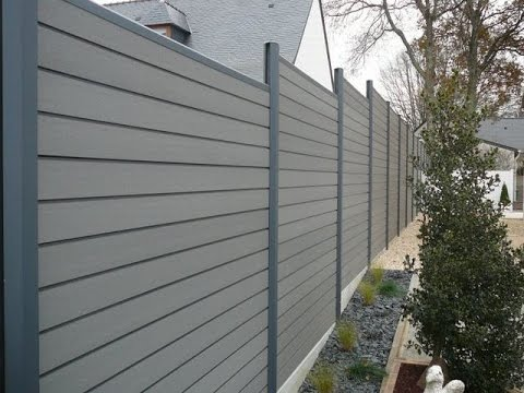 how to build a privacy fence from pallets