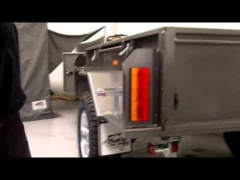 My Camper Trailer - Full-Off Road Deluxe