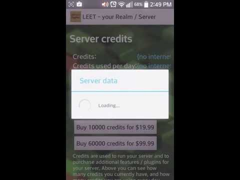 Make Your Own Minecraft PE Server Free