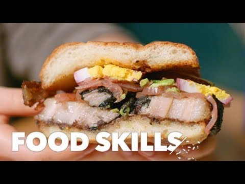 Mexican Tortas Are the Ultimate Sandwich for Meat Lovers | Food Skills