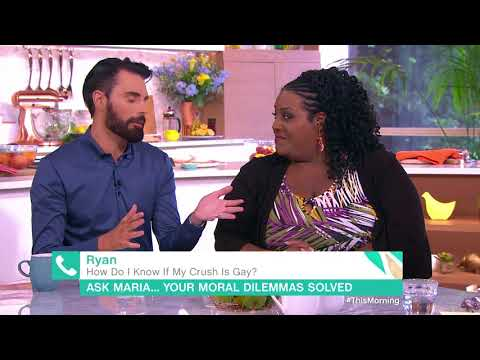 How Do I Know if My Crush is Gay? | This Morning