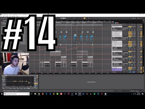 Making Melodic Dubstep in Ableton   Live Stream in the Studio #14