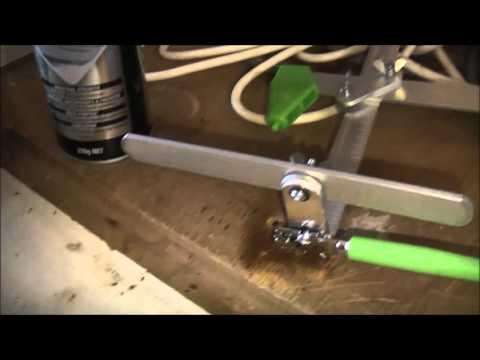 Bottle & Glass Cutter