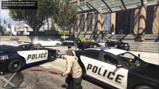 GTA 5 | Shenanigans with the Crew