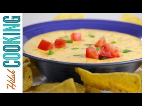 How to Make Queso | Hilah Cooking