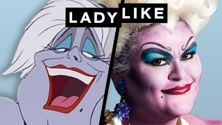 We Got Transformed Into Disney Villains • Ladylike