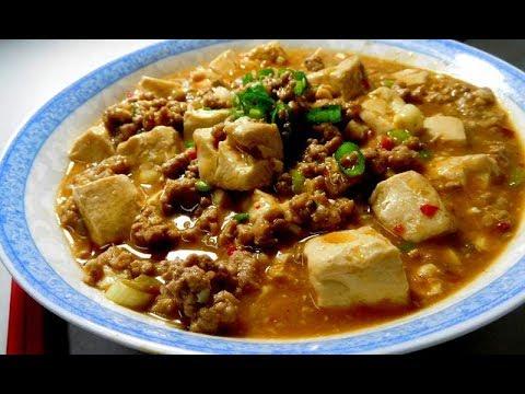 Szechwan's Spicy Mapo Tofu